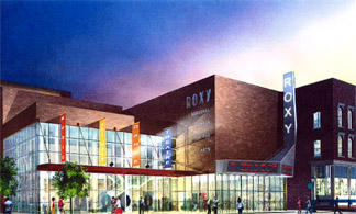 Roxy Center Rendering