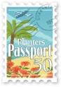 Passport 50 Stamp